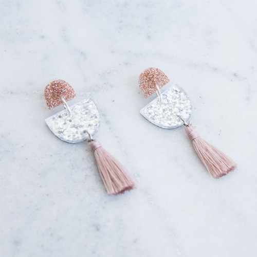 Dusty Disco Earrings
